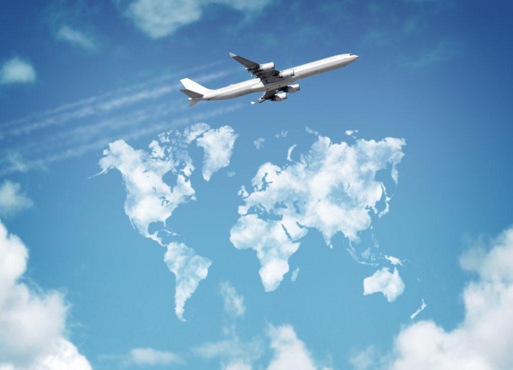 aeronave escola de aviação