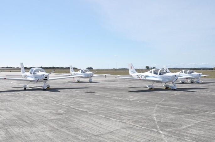 novos aviões tecnam