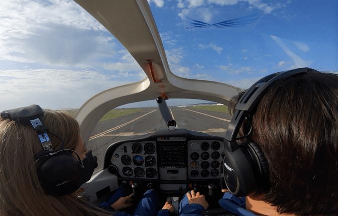 Piloto de avião