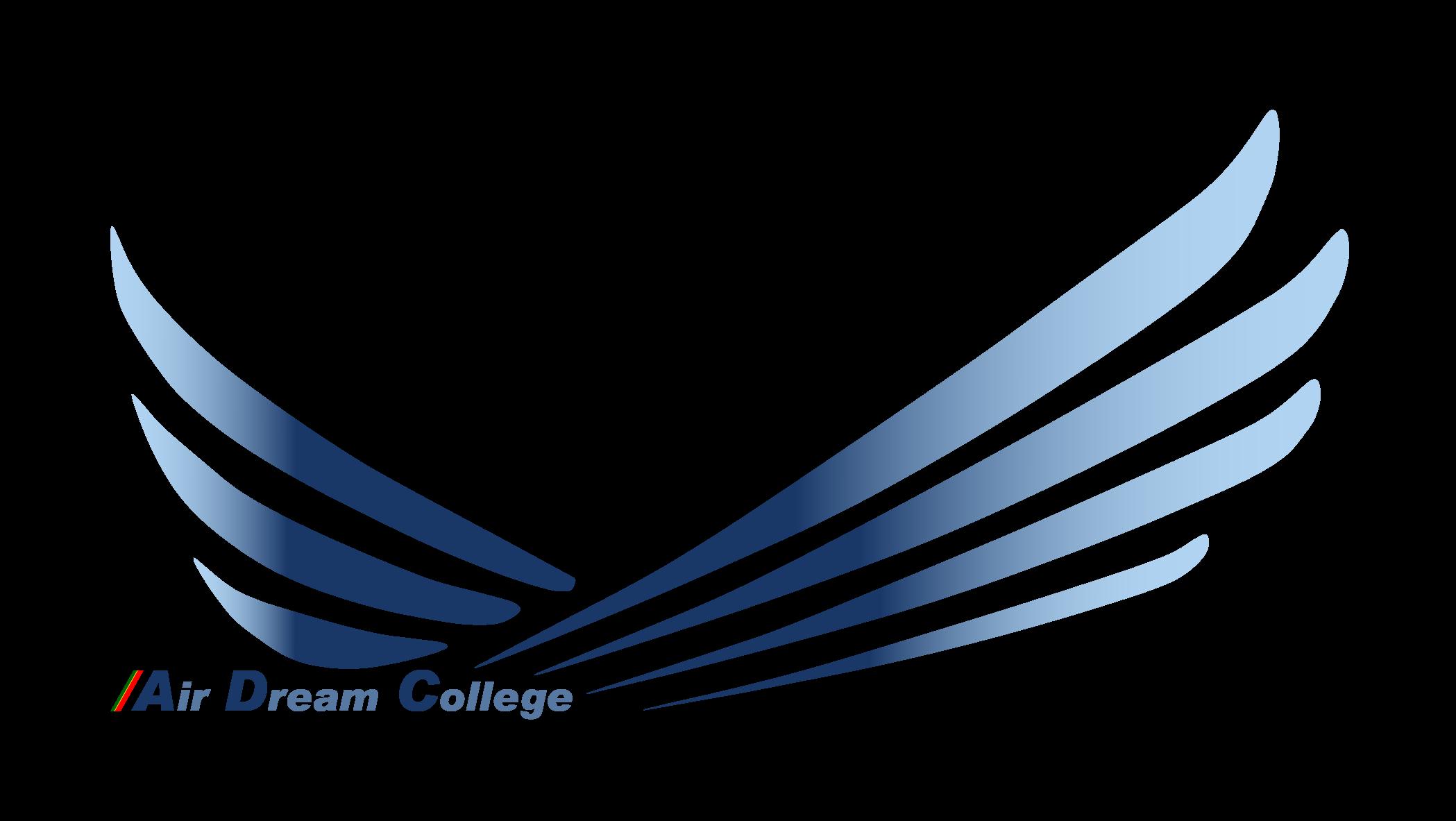 logótipo air dream college