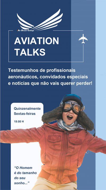 Aviation Talks - escola de aviação